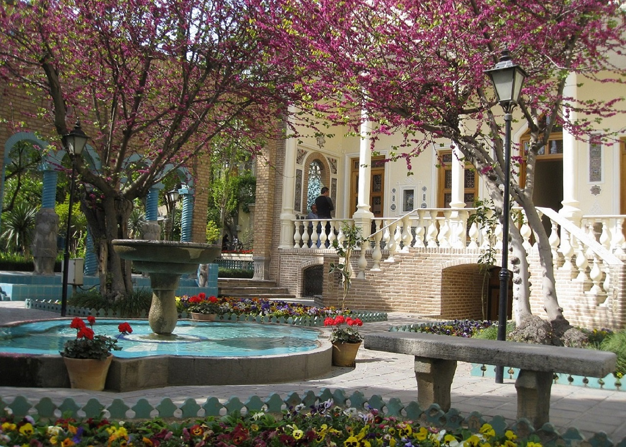 Moghaddam Museum of Tehran