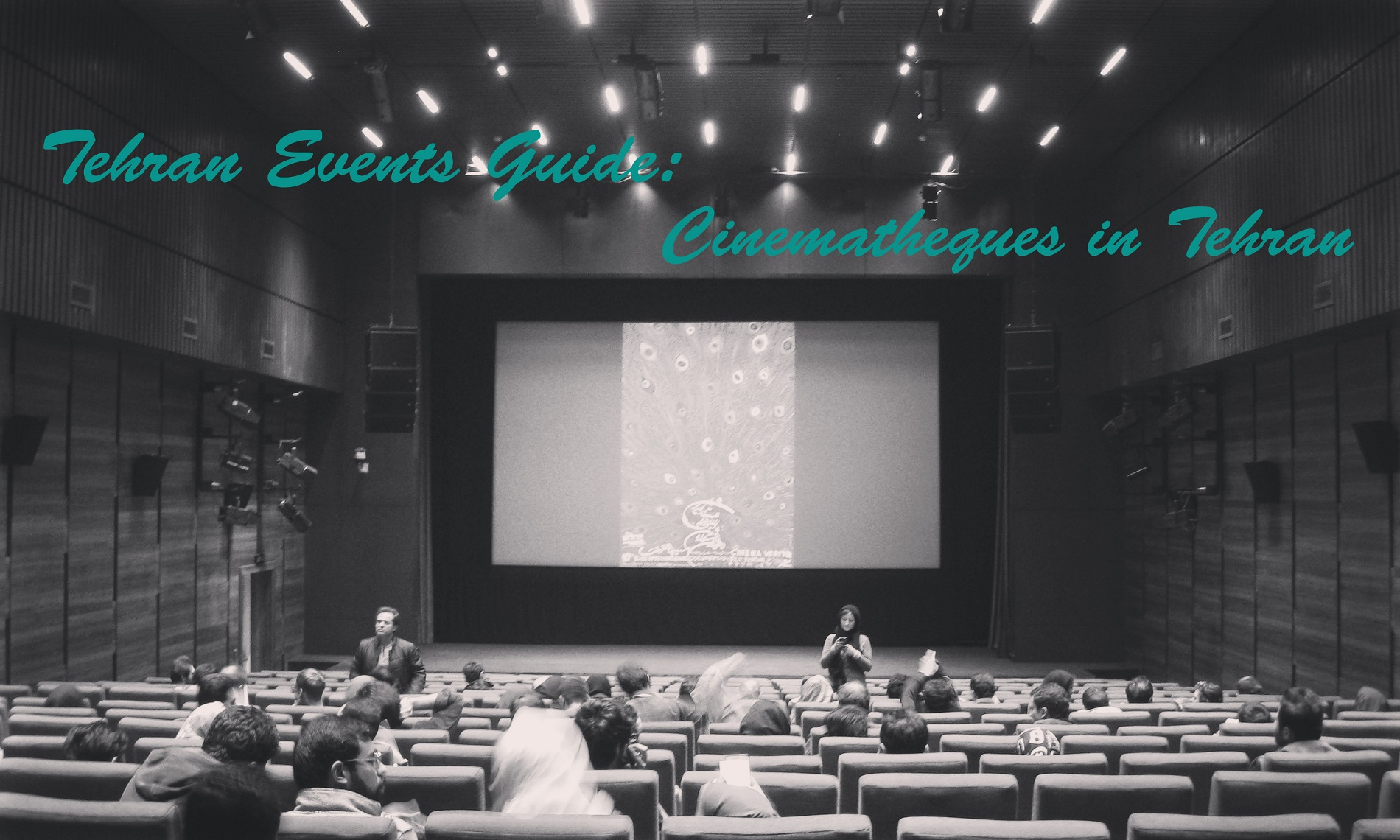 Cinematheques in Tehran