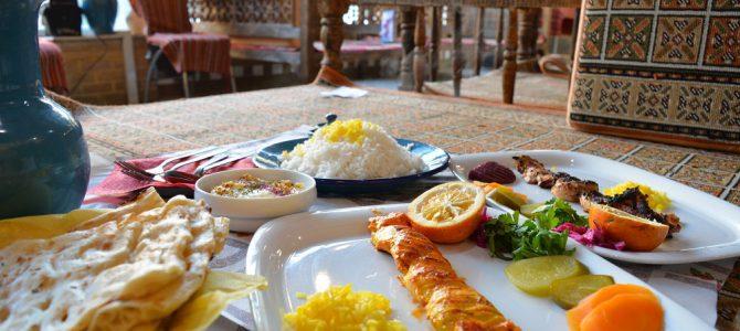 Cheat Sheet on Iranian Restaurants and Street Food
