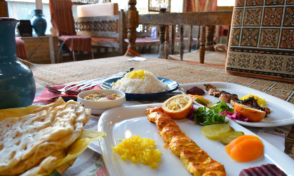 Restaurants in Iran