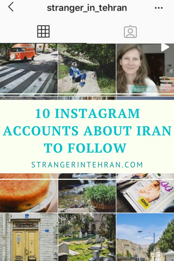 Instagram Accounts Pin